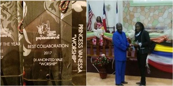 JIFE Music's Di Anointed Vale wins three awards - The So Arise, 2017 Antigua and Barbuda Gospel Music Award winners have been named. Walking away the winner of three out of his six nominated awards, at the March 25th ceremony, is Jamaica's own, Di Anointed Vale, who is an International Gospel Reggae Recording Artiste, on the St. Kitts-based, JIFE Music Record Label.
