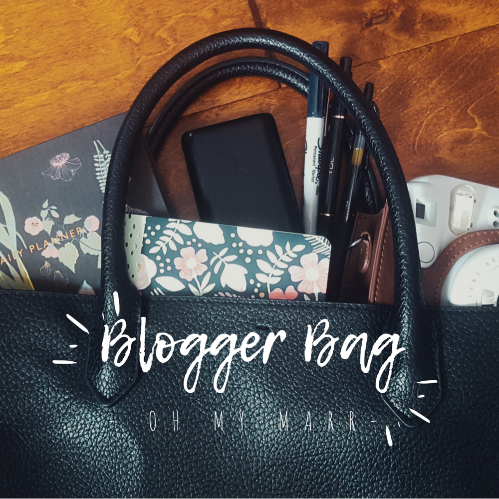 Blogger Bag - OH MY MARR