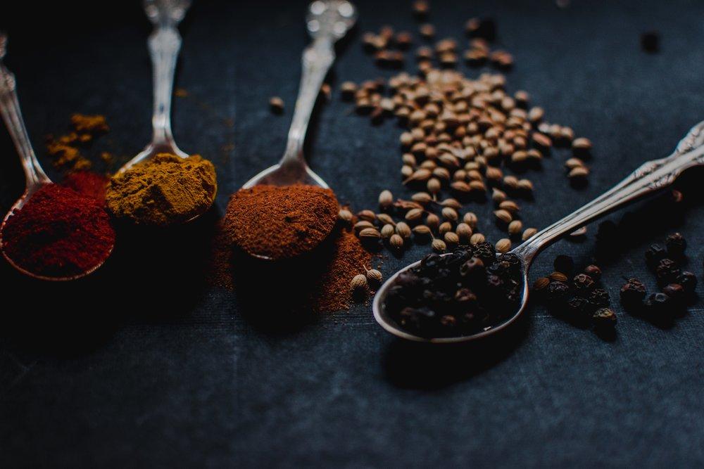 antioxidant spices