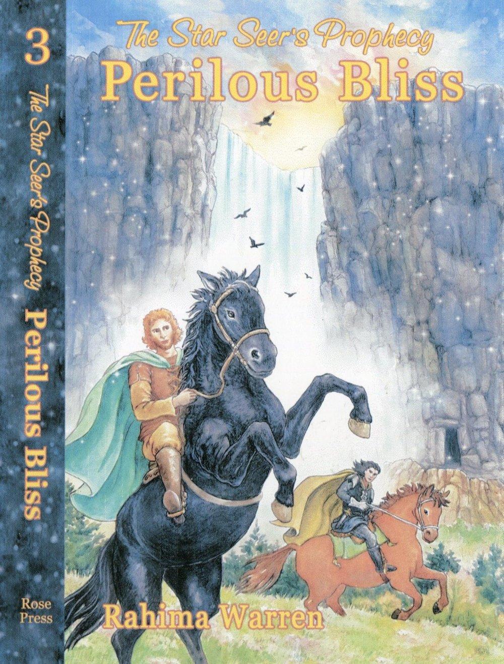 Perilous Bliss, front cover.jpg
