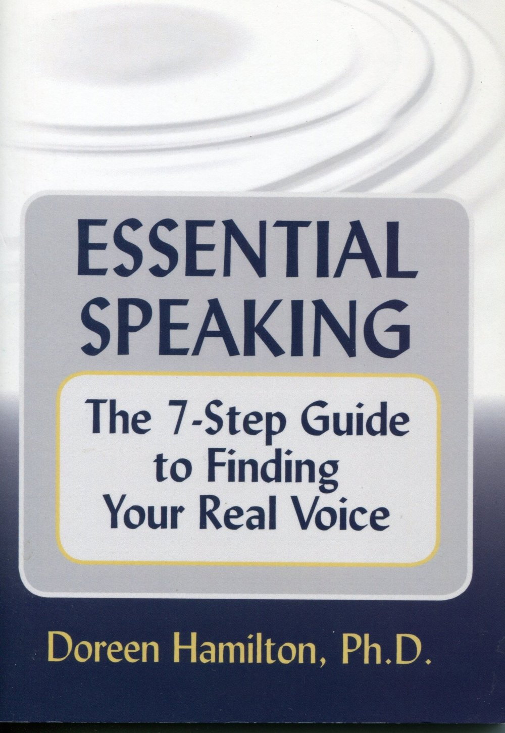 essential speaking, by doreen hamilton. developed by naomi rose