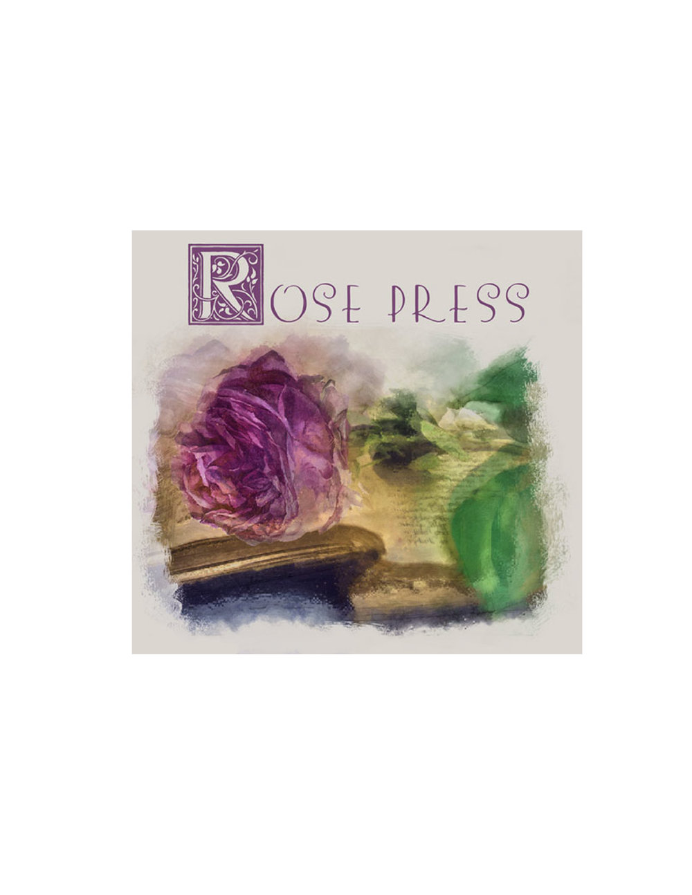 And do check out - ROSE PRESS ~ Books to bring you home to yourself. See the rest of the Rose Press collection