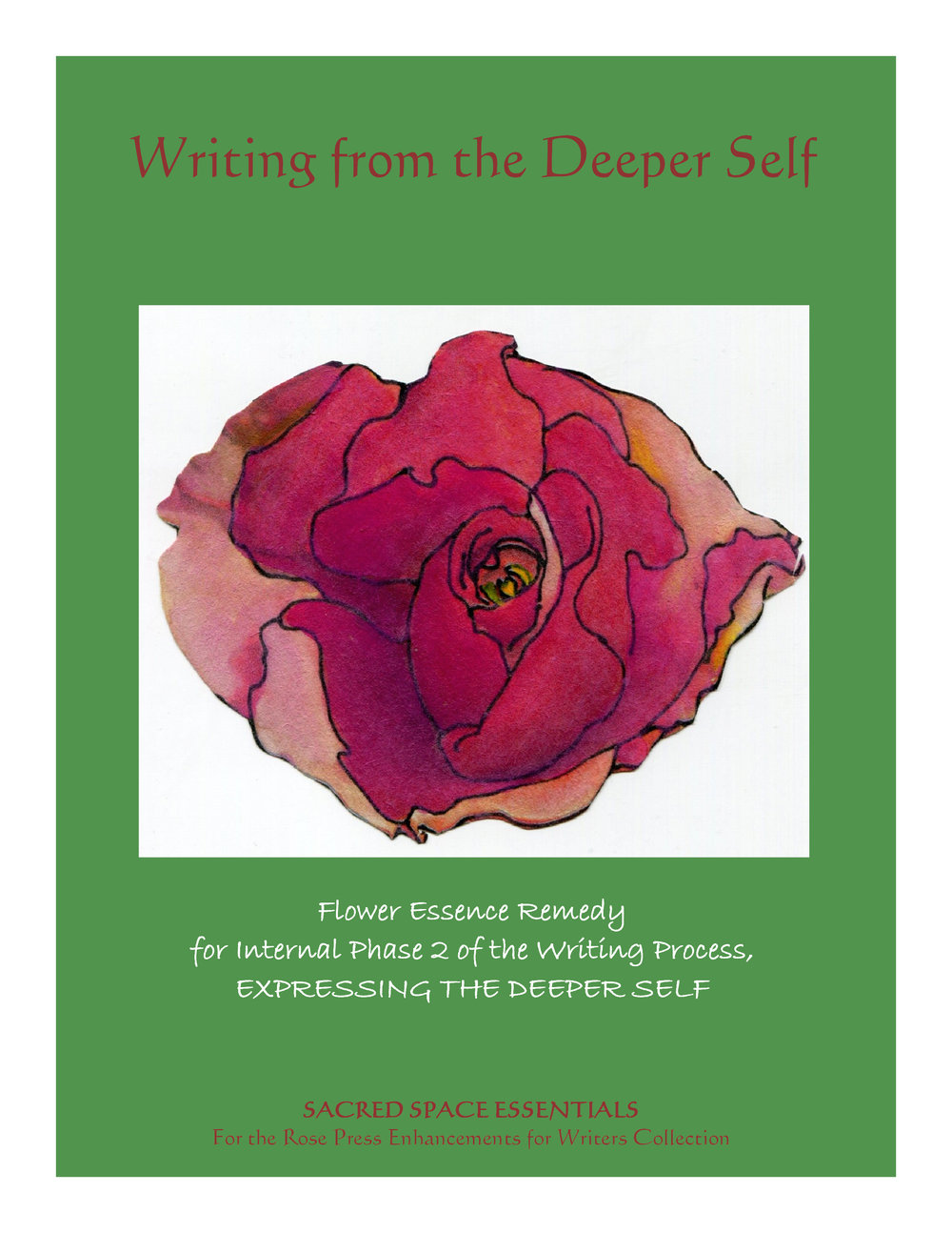 Flower essence rose #2, Writing   from the Deeper Self (with description).JPG