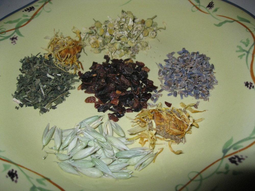 herbal teas for writers