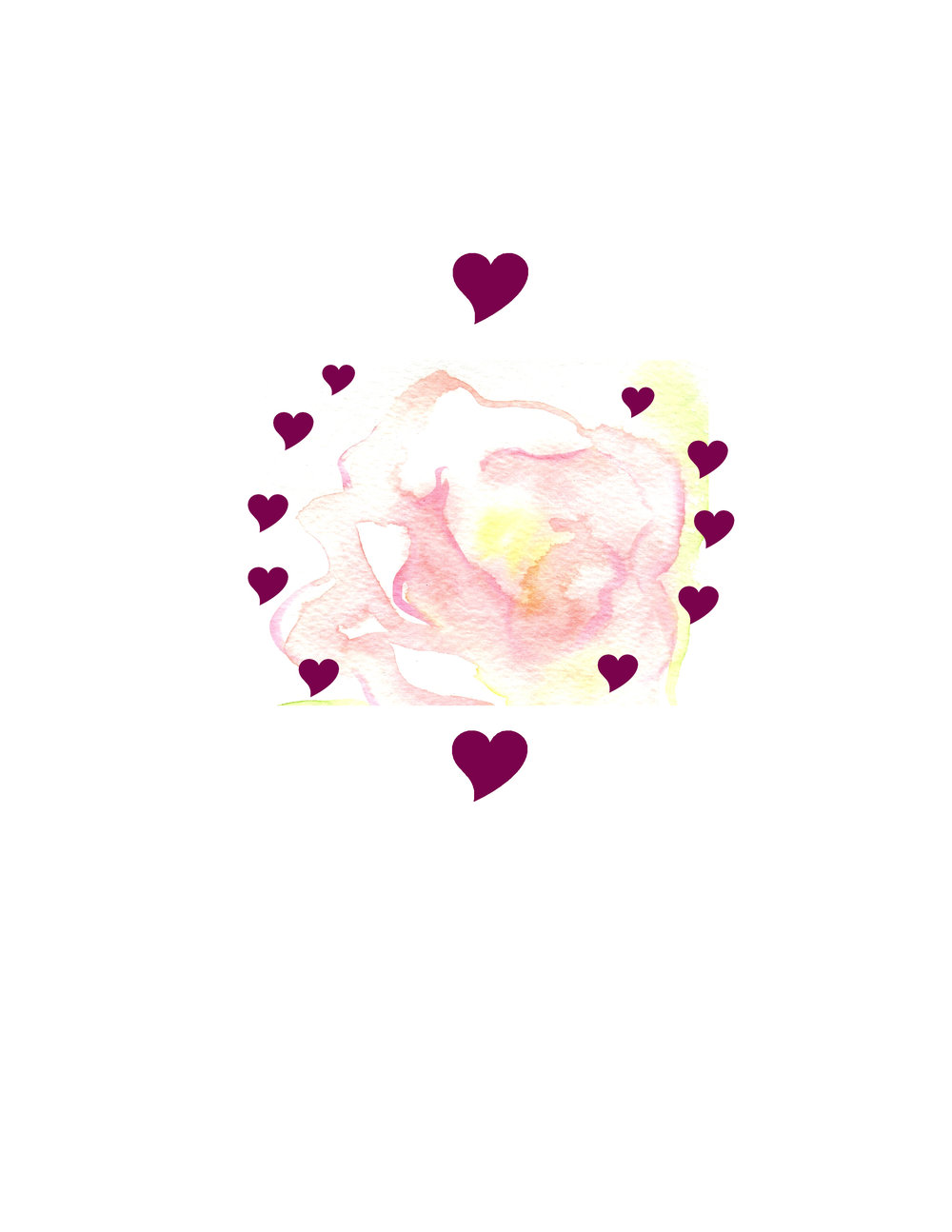 10 Essential Qaulities, rose with   hearts.JPG