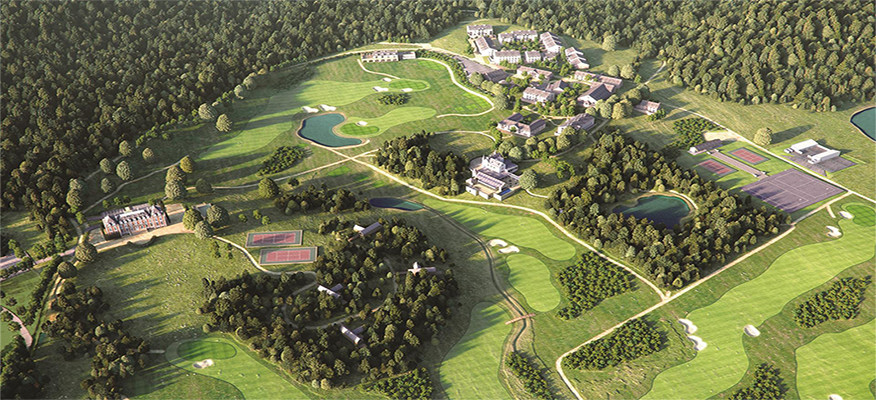 FRANCE,Wyndham Halcyon Retreat - Limousin(The land of a thousand lakes)The properties for sale in this developing luxury golf and spa resort can be fully managed and maintenance free, offering buyers a hassle-free experience.