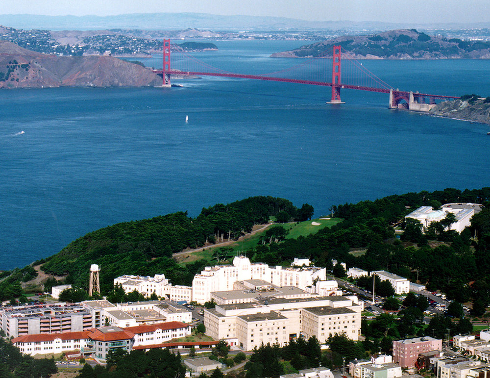 The San Francisco VA Medical Center, affiliated with UCSF. San Francisco is the site of IDWeek 2018!