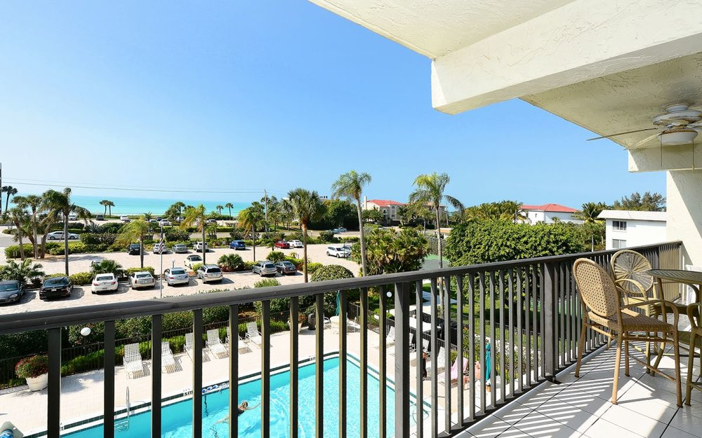 SOLD:  Longboat Key Condo. $410,000