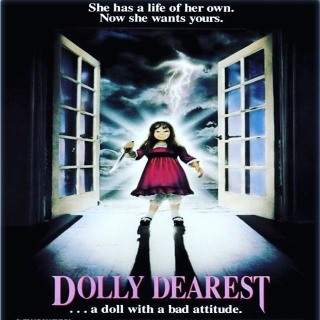 It's #Frightday! Celebrate with some spooky and check out our latest eepisode! Mikayla and I kicked back a cold one with our boy Sanzia and discussed 1991's Dolly Dearest. Give us a listen over at gcbc.show/dollydearest (or use the link in our bio 👆🏽) and try Mikayla's malevolent margarita shocktail to kick off your shriekend.  #👻 #🎙 #🦇 #🍹 #newepisode #eepisode #dollydearest #sanzia #riptorn #timetoplay #notchildsplay #boosandbooze #shocktails #ghoulcop #batcop #podcast #horror #horrormovies #gcbc