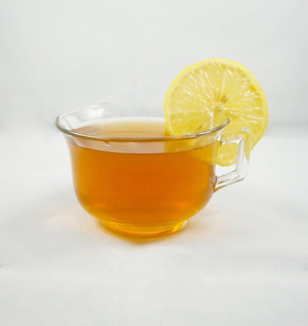 Black Christmas (1974) - Black tea (TeaGschwender Christmas tea), brewed with cinnamon stick1.5 oz Cream sherry.75 oz Canadian whisky1/2 tsp Lemon juiceHoney, to tasteLemon wedge for garnishBrew tea with cinnamon, let steep for at least 5 minutes. Stir in sherry, whisky, lemon, and honey. Serve warm with lemon wedge.