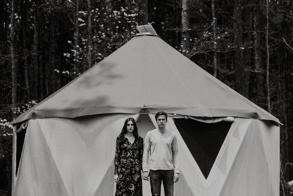 honeysuckle tea house- raleigh engagement photographer- raleigh wedding photographer - bohemian engagement- bohemian wedding inspiration-0246-2.jpg