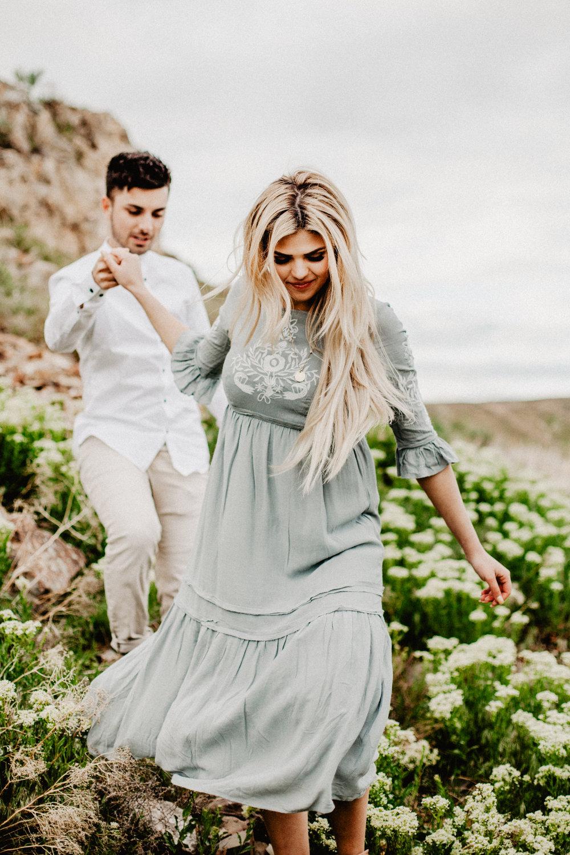 Spanish Fork engagement session- Utah engagement photographer - Utah wedding photographer - SLC wedding and engagement photographer - spring engagement photography inspiration-7905.jpg