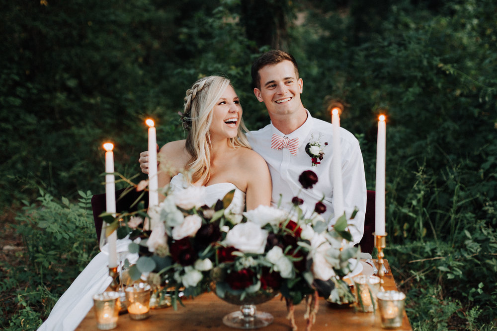 Dog at wedding, floral collar and leash for wedding, rose gold wedding theme, winter wedding