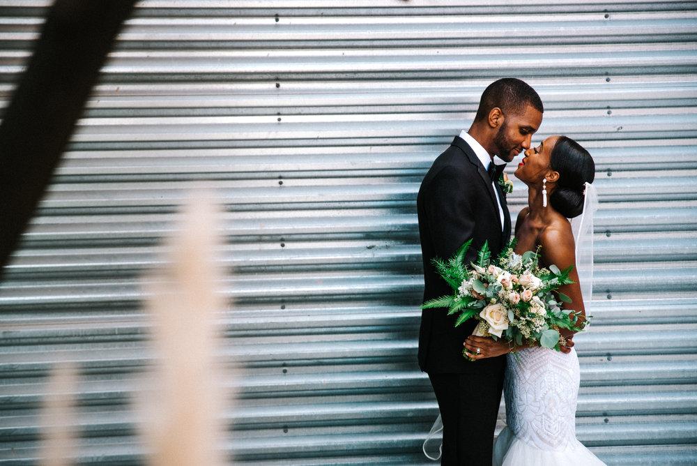 Greensboro Wedding - Sparkler Exit - Greensboro Wedding Photographer - Greensboro NC- NC Wedding -NC Wedding Photographer - The Lofts at Union Square Wedding Venue-0848.jpg