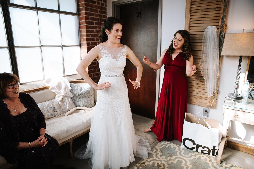 +The Rickhouse +Durham +Wedding +North Carolina +Wedding Photographer +Winter Wedding +Industrial Wedding Venue-1564.jpg