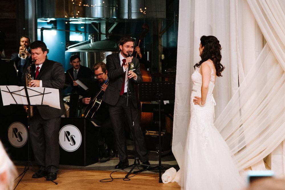 +The Rickhouse +Durham +Wedding +North Carolina +Wedding Photographer +Winter Wedding +Industrial Wedding Venue-2134.jpg