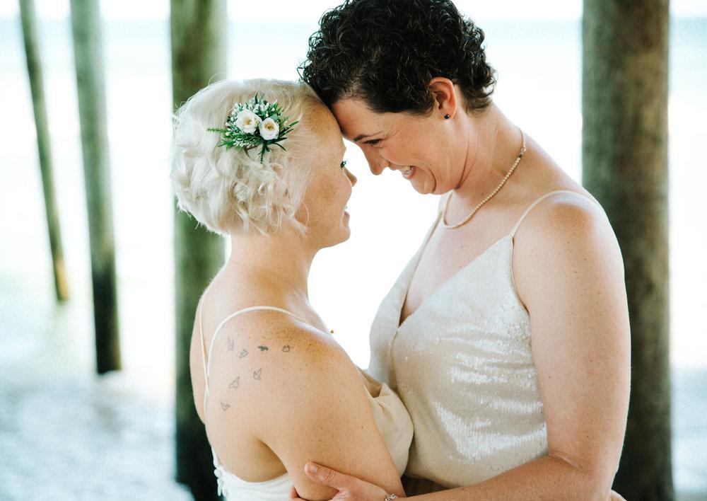Outer Banks Wedding - Willmington NC Wedding Photographer - NC Wedding Photographer - NC Wedding - Beach Wedding - NC Beach Wedding - LGBTQ+ Wedding - LGBT Wedding - Lesbian Wedding-4612.jpg