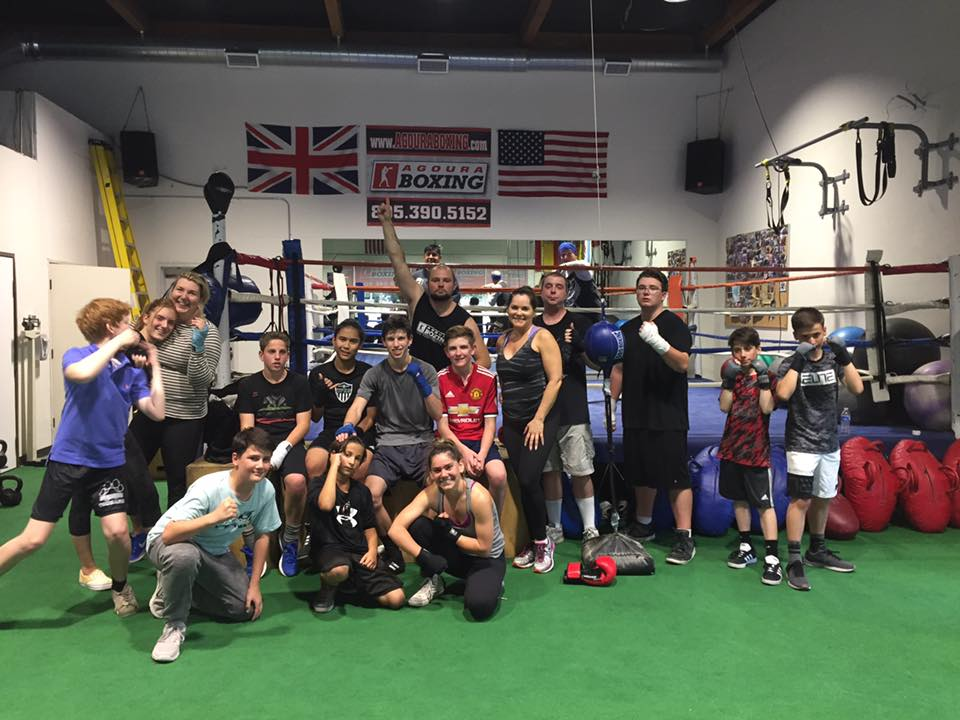 Fight Team - We've had many members who have competed under the Agoura Boxing name. We are very proud of all of them.