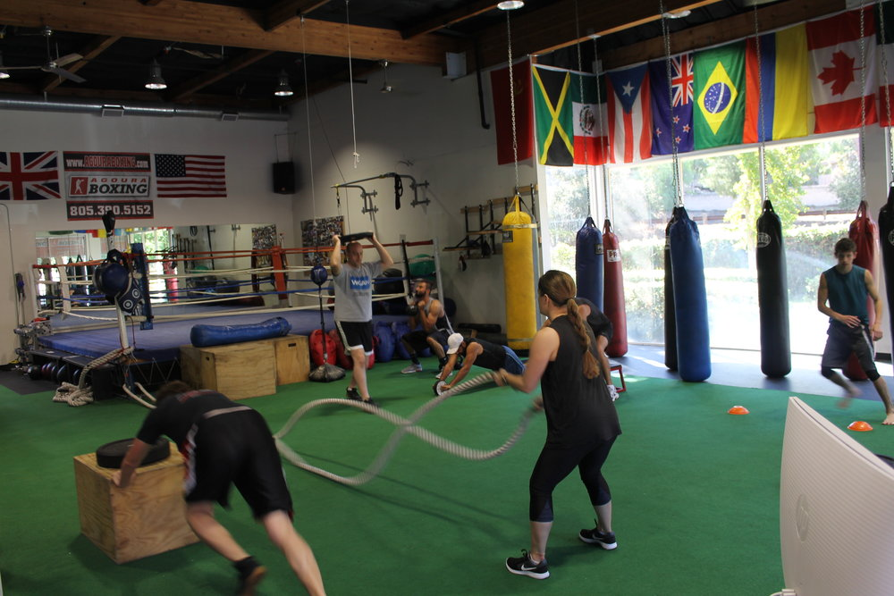 Strength & conditioning -