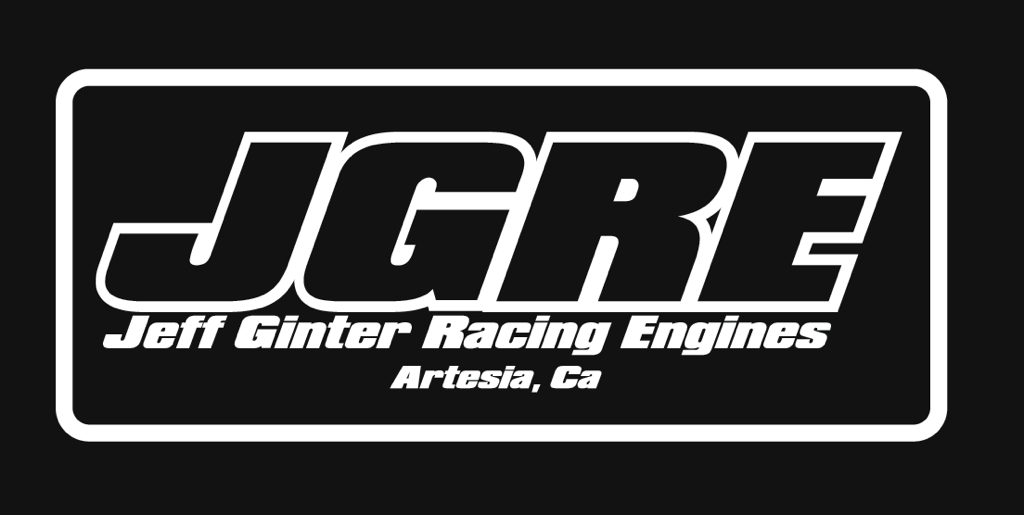 Jeff Ginter Racing Engines