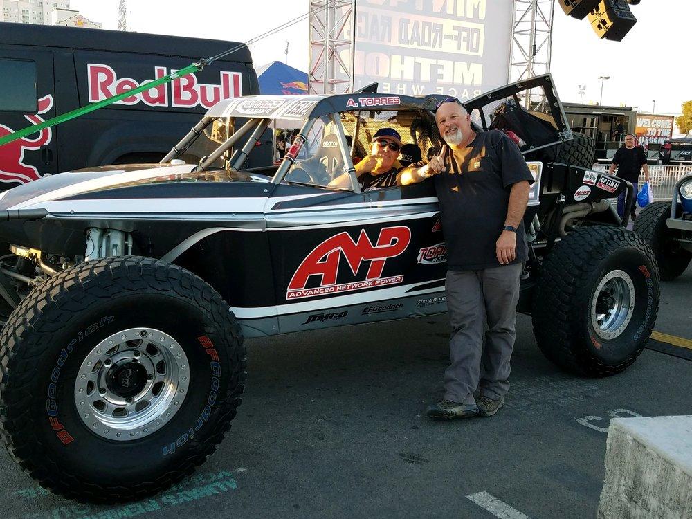 Bryan Hanson, Al Tores Racing