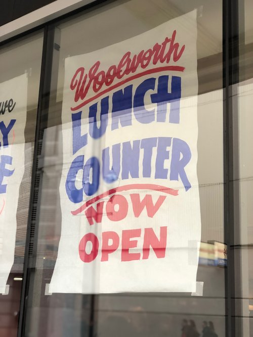 DinnerChronicles: Woolworth on 5th — Your Destiny Fulfilled