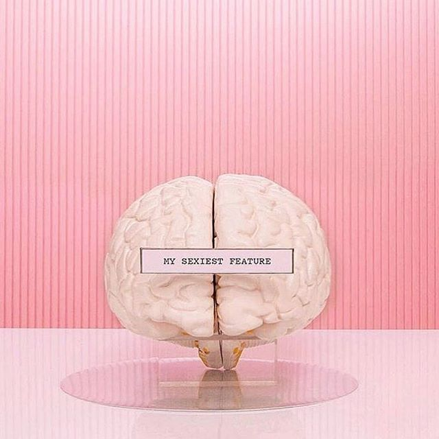 brains are the new beauty 🧠 #from9tothrive