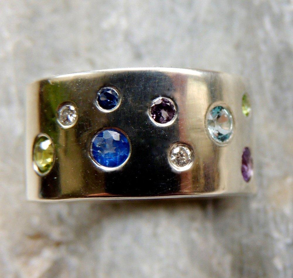 Constellation Ring