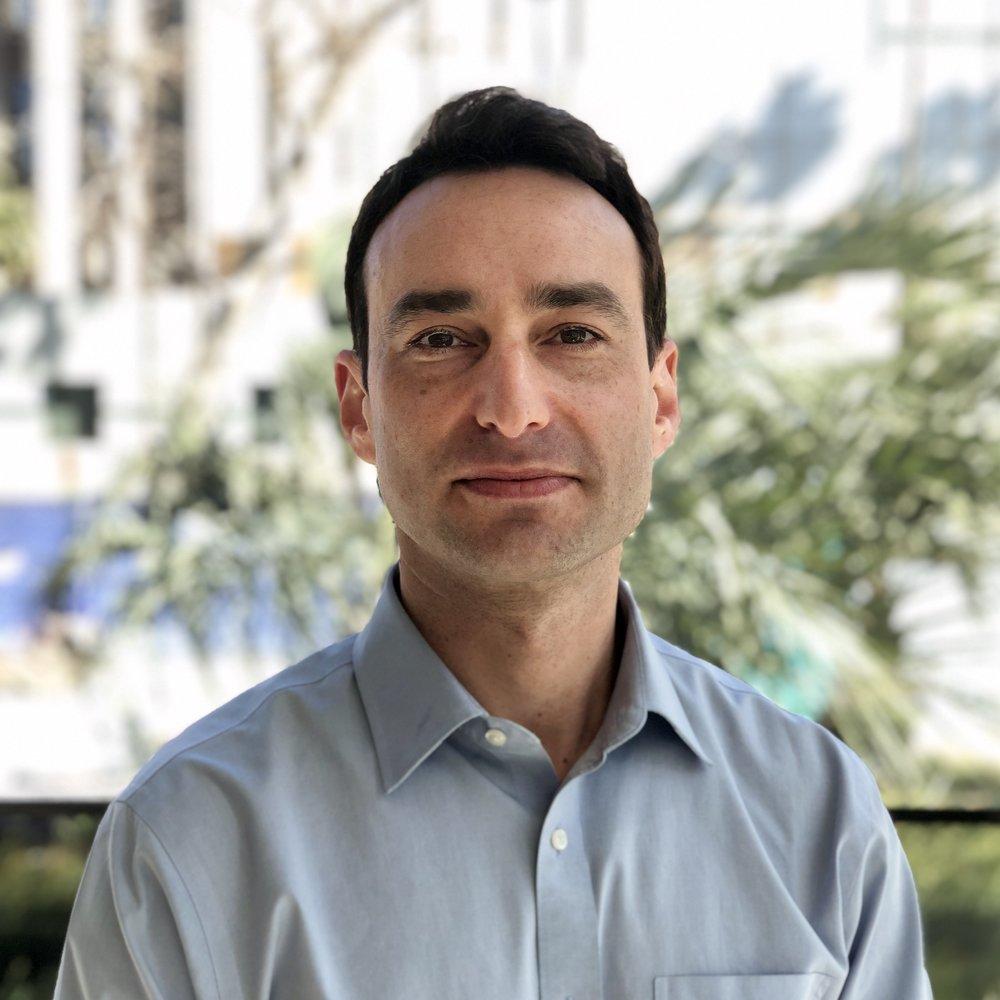 EVAN GORDON - Director of Civic EngagementRead More >