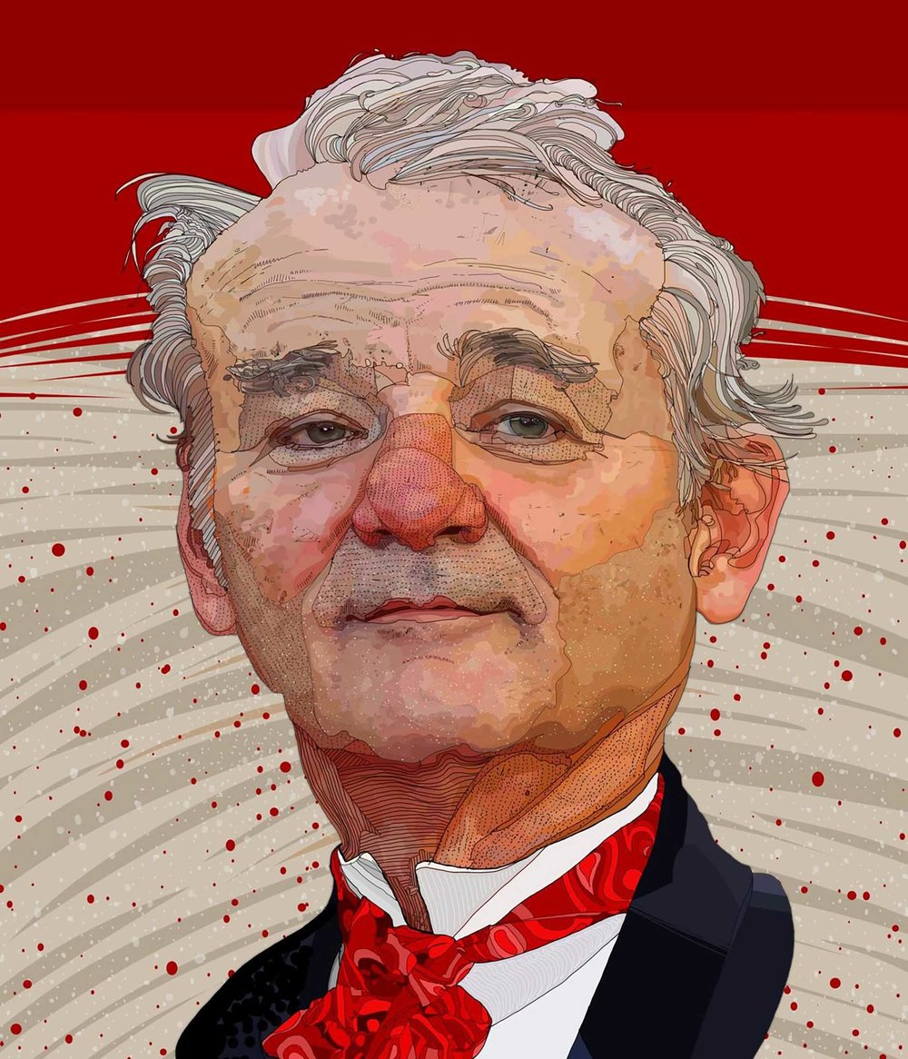 Bill Murray | for The Washington post