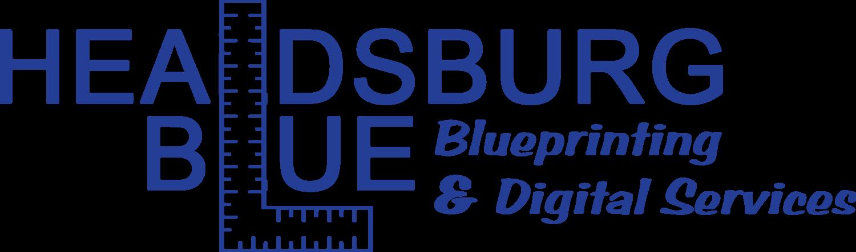 Healdsburg Blue Printing Services