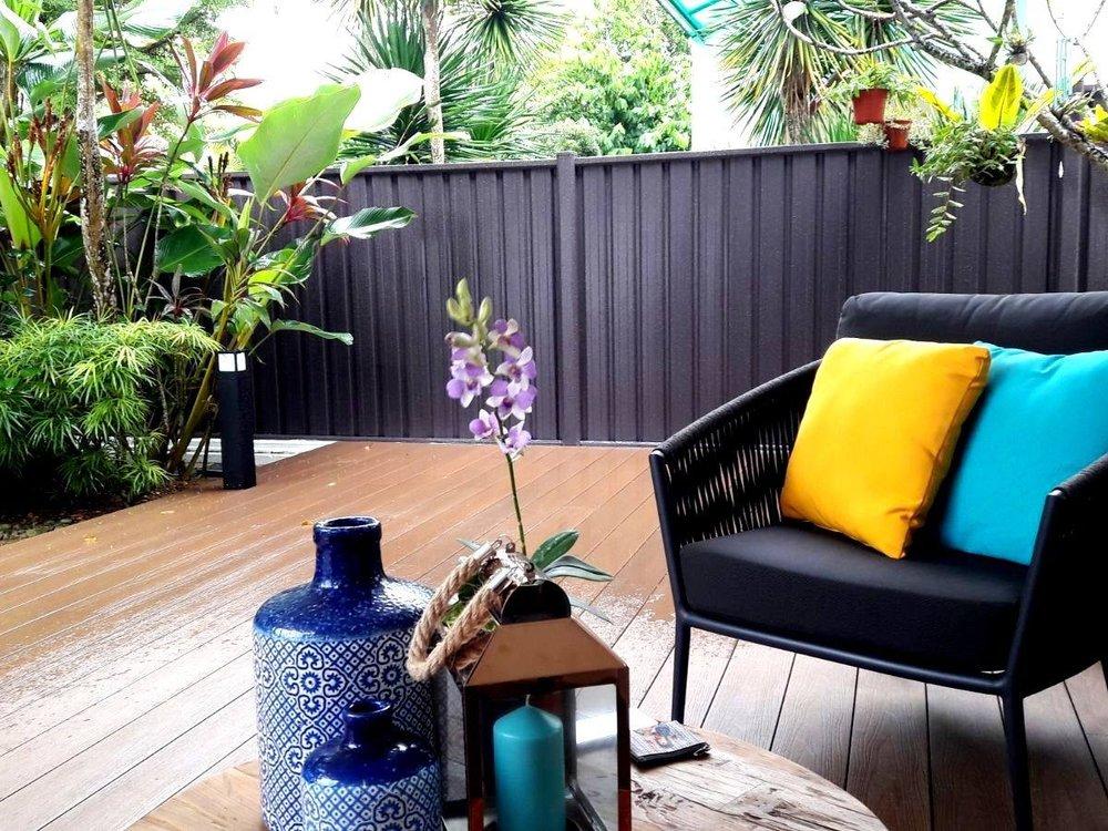 Eco Outdoor Flooring Singapore