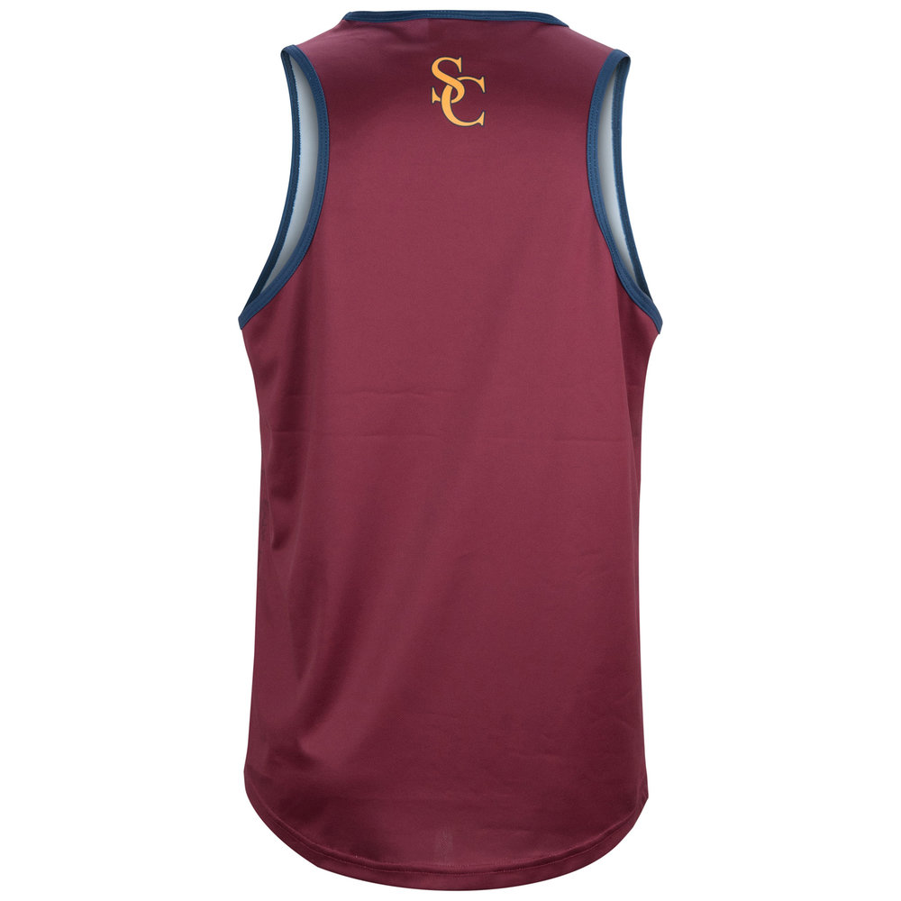 Athletic Singlet -Unisex Back