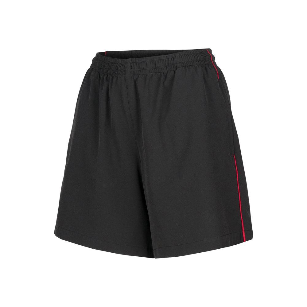 Unisex  Capri  Stretch Microfibre Shorts