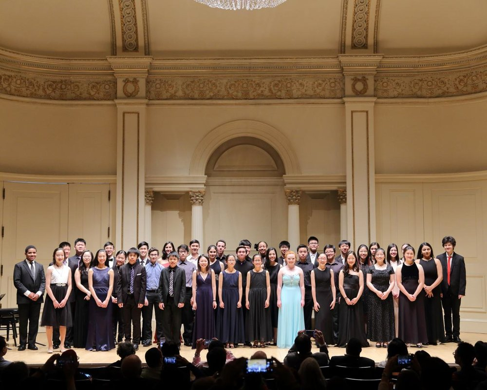 2017 National Young Artists Chamber Music and Ensemble Competition Winners Concert