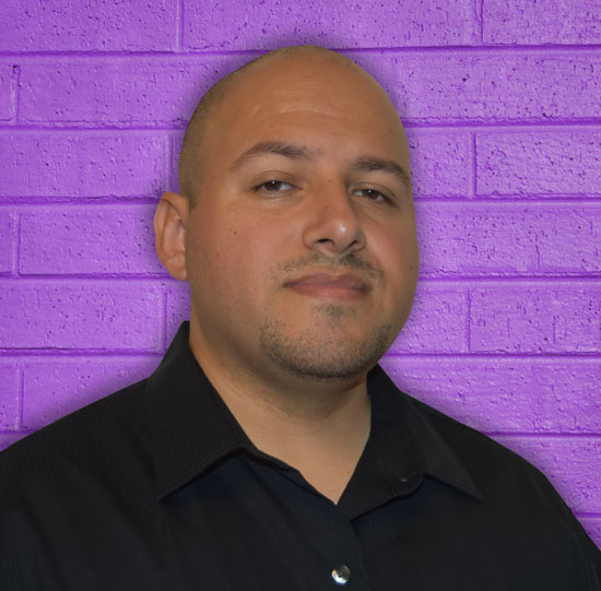 Dj M.O. (Mario Gutierrez) Event Coordinator, Lighting Tech, DJ, and MC.