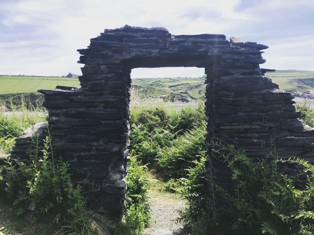 Door to the coast