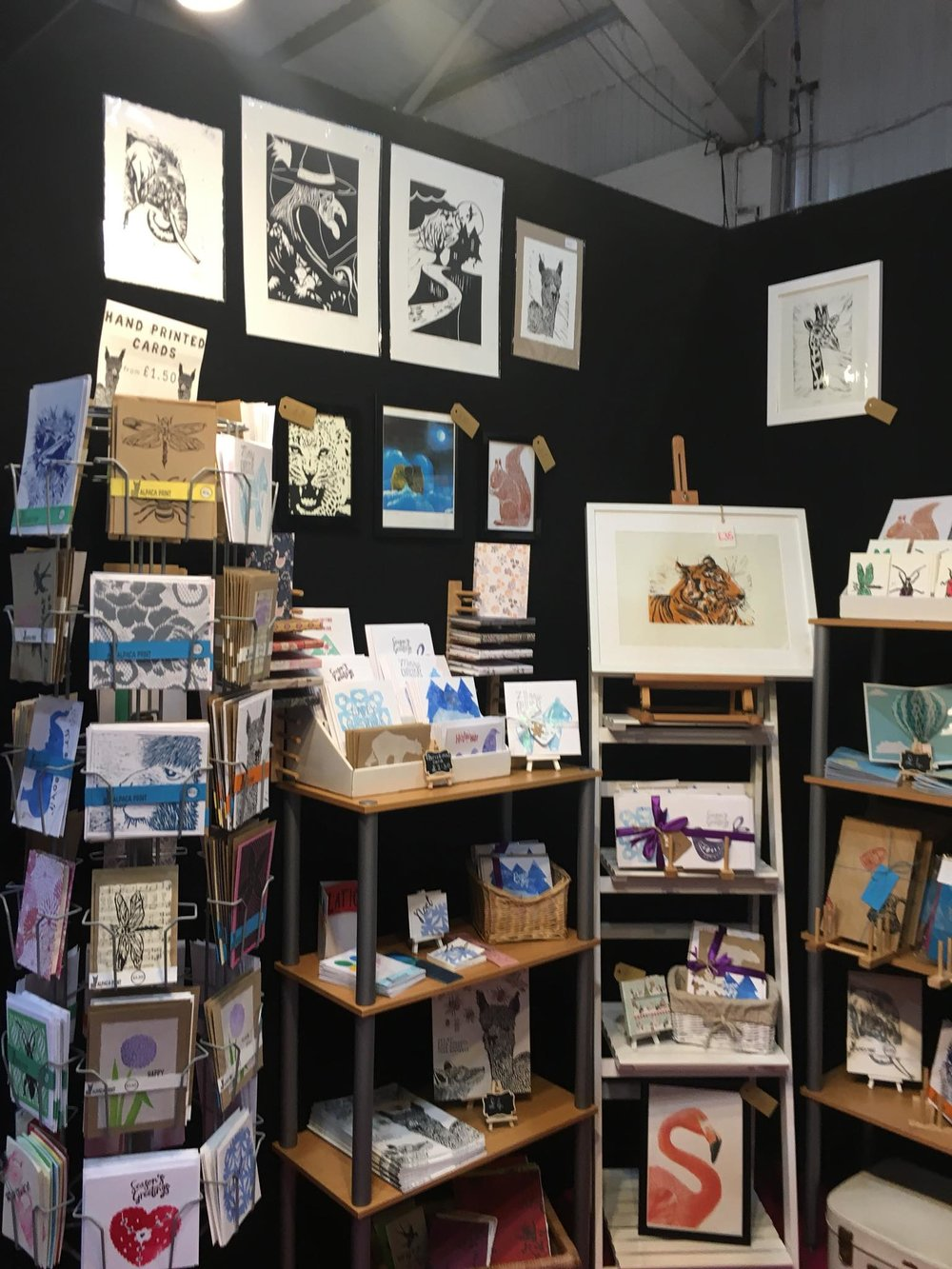 Our Stand Create Craft Show 2018
