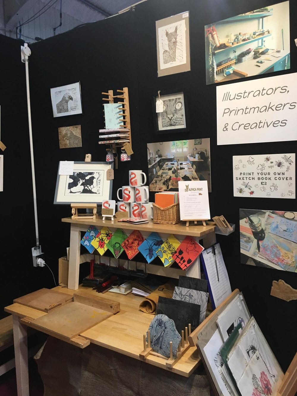 Create Craft Show Exeter 2018