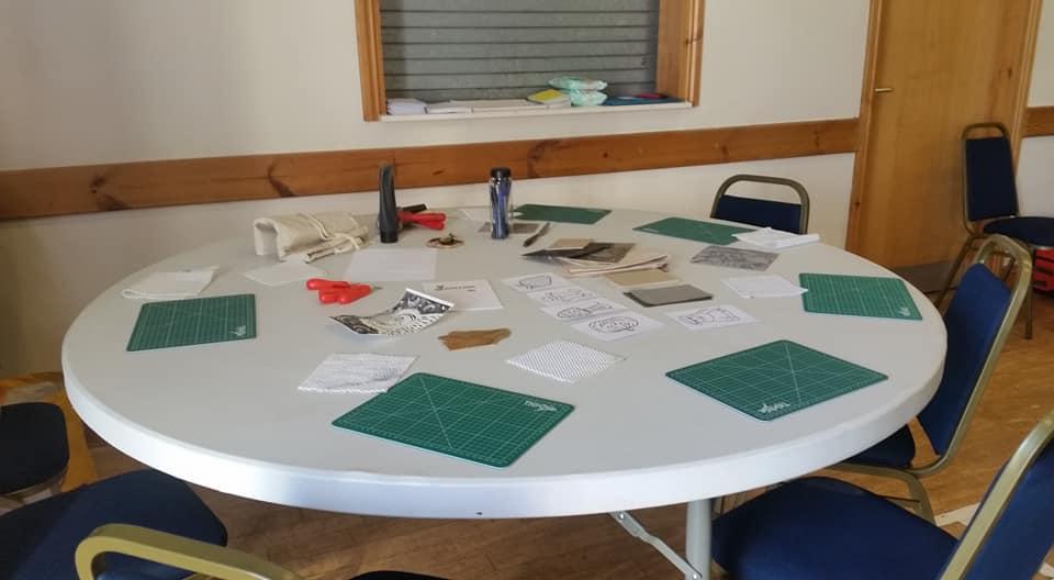 Lino Printing Workshops