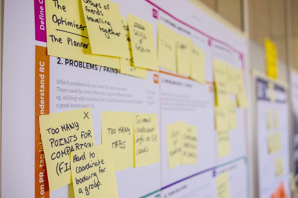 ACCELERATE - internal innovation teams developing products or services for stakeholders & clients