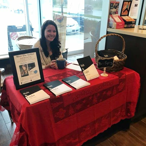 Book Signing atTimothy's World Coffee - June 13th, 2018