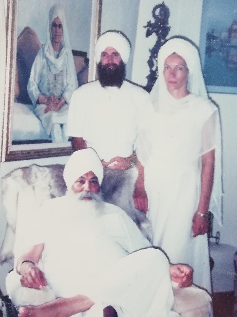 Pritam Hari Kaur Har Bhajan Singh Yogi Bhajan