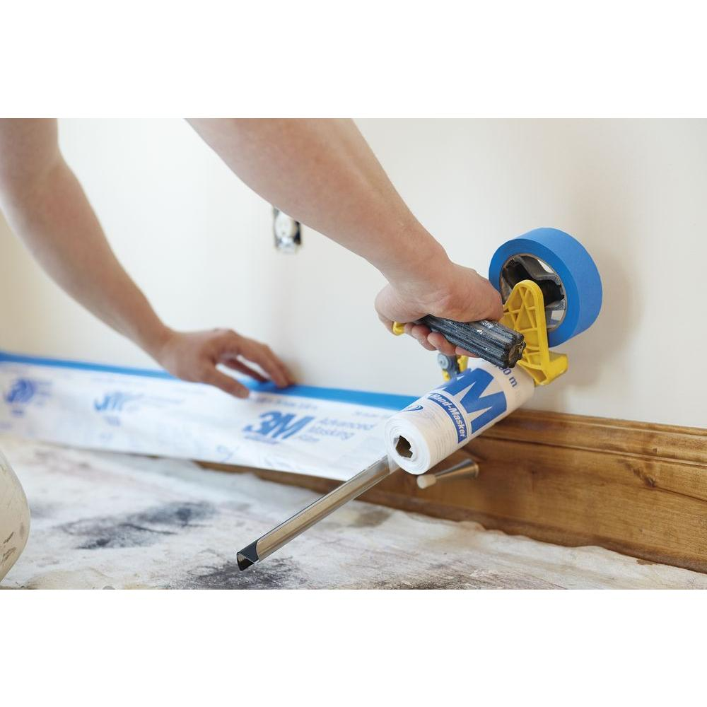 """Respect for your property, from start to finish - """"Trust is the key to our client's homes.""""- We cover floors with canvas, builder's paper or hard shell protection and use low tack tape to protect your floors from paint spatter- We cover and protect all furniture that cannot be removed as well as adjacent finished surfaces- We use vacuum-attached sanders with HEPA air filtration for any wall repair bigger than an outlet cover to minimize dust in your home- Daily job-site cleanup, including sweeping our work area and returning all tools to boxes boxes in a designated location at the end of each day so that there is minimal disruption to your home during the process.- We will never use your kitchen or bathroom sink to clean our tools- We will follow all apartment building rules regarding hours of work without exception to ensure the best experience for your neighbors"""