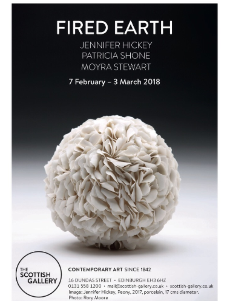 The Scottish Gallery Edinburgh 7th Feb-3rd March 2018 -
