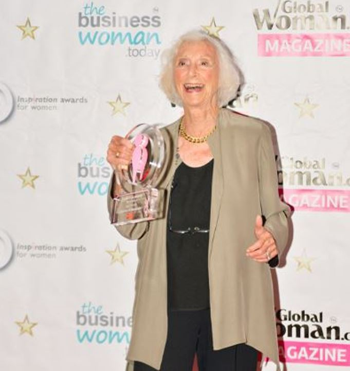 Lifetime Achievement - Barbara Max Hubbard