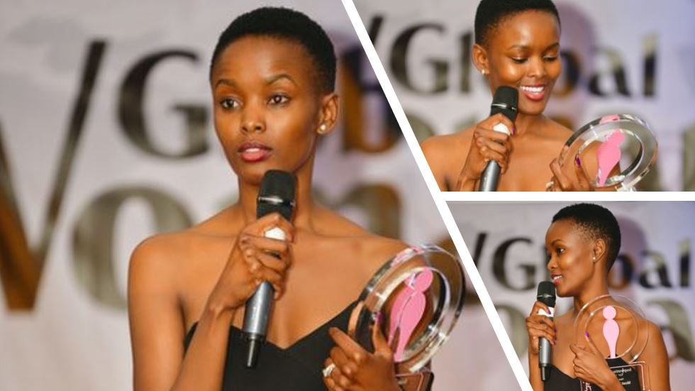 Flaviana Matata wins 'Most Inspirational' award