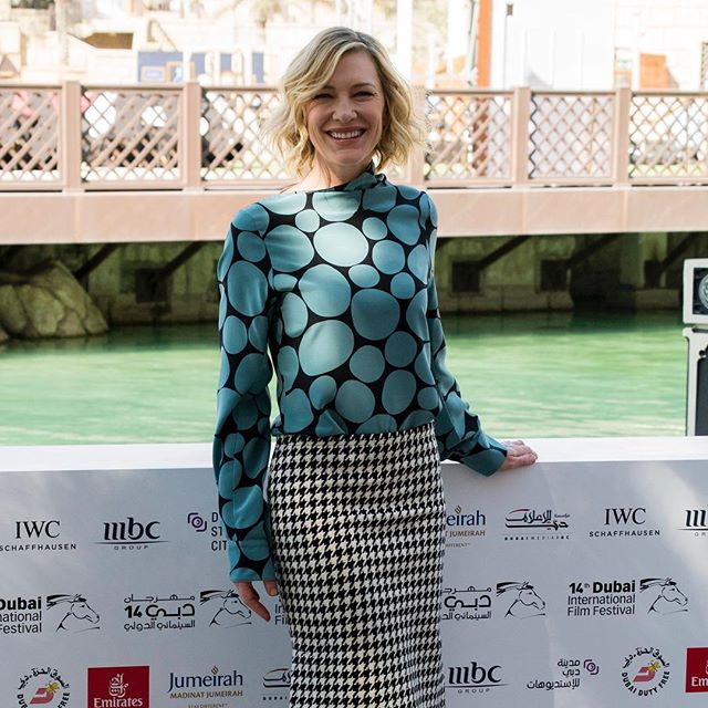 Another incredible privilege shooting the very epitome of class, cool and beauty, @cateblanchett as part of @dubaifilmfestival recently - as ever she spoke so widely about the importance of women's roles across the film industry and the need for continued efforts to attain gender equality in all regions of the world. A fabulous lady. . . . . . #filmfestival #photocall #proshooters #digitalphotography #canonphotography #5dmarkiv #glam #anotherdayattheoffice