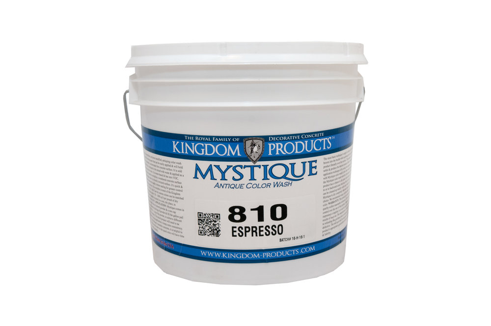 Mystique Antique Color Wash   Packaged in 4lb Pails.   Technical Da  ta