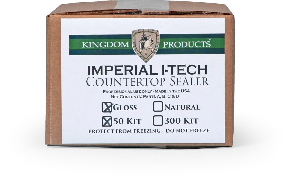 Imperial I-Tech Countertop Seal    Technical Data